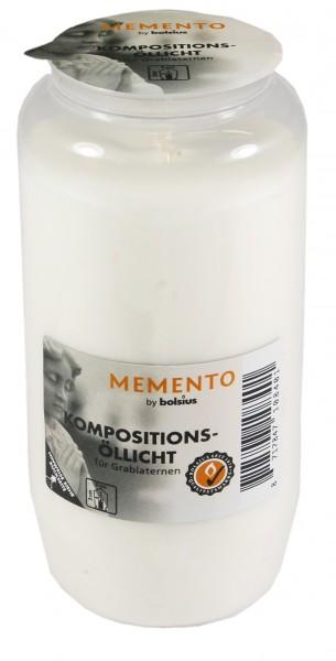 Kompositions-Öllicht Nr.7 105h neutral weiß
