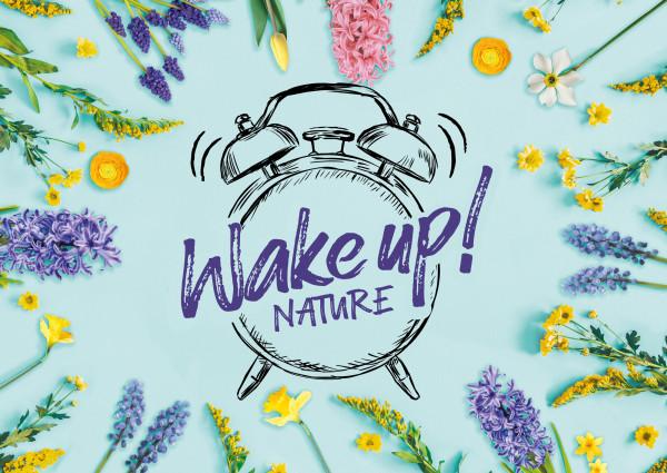 18/1 Plakat - Wake Up Nature