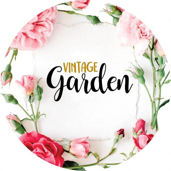 Deckenhänger - Vintage Garden