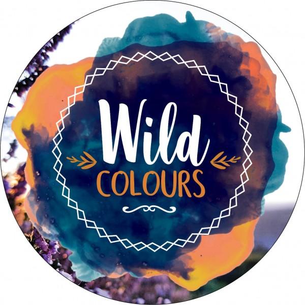Deckenhänger - Wild colours