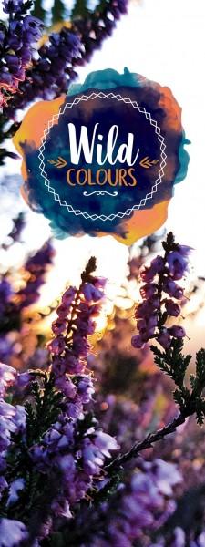 Hissflagge - Wild colours