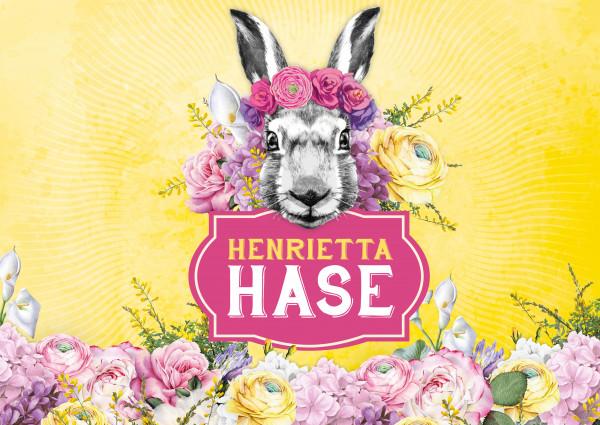 18/1 Plakat - Henrietta Hase